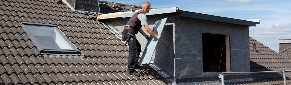 isolatie op dakkapel plaatsen